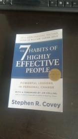 The 7 Habits of Highly Effective People 英文原版