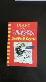 小屁孩日记11 Diary of a Wimpy Kid Book 11Double Down l