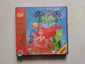 CD 正版迪士尼 小美人鱼 2碟装