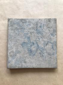 清代钤印印谱,经折装一册,(Y34)