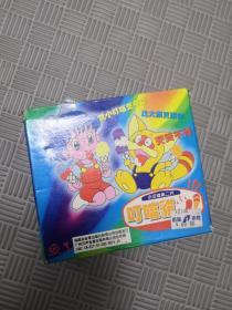 叮当猫VCD(1-6)6碟合售