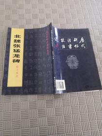 北魏张猛龙碑 临习技法