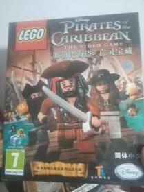 加勒比海盗之亡灵宝藏【游戏光盘】