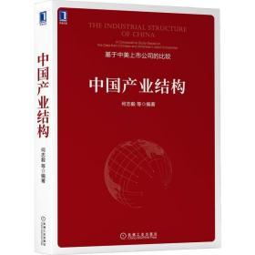 中国产业结构:基于中美上市公司的比较
