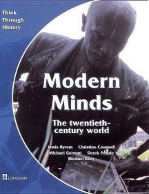 Modern Minds /Peaple  Derek; Gorman  Michael Pearson Educati