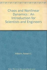 Chaos and Nonlinear Dynamics: An Introduction for Scientists