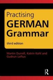 Practising German Grammar /Martin Durrell Routledge