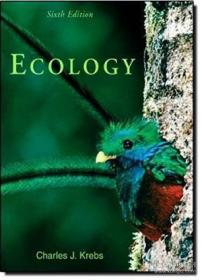 Ecology: The Experimental Analysis Of Distribution And Abund