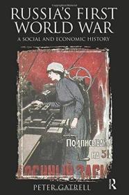 Russia's First World War /Peter Gatrell Routledge