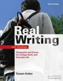Real Writing With Readings: Paragraphs And Essays For Colleg