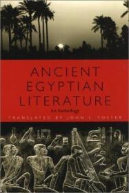 Ancient Egyptian Literature /Foster  John L. (edt)/ Foster