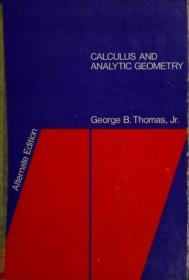 Calculus And Analytic Geometry /George B. Thomas Addison-wes