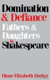 Domination And Defiance: Fathers And Daughters In Shakespear