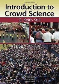 Introduction To Crowd Science /G. Keith Still Crc Press