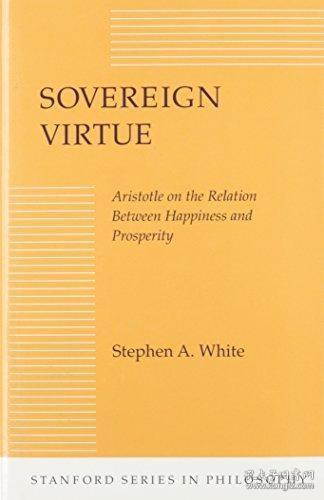 Sovereign Virtue /Stephen White Stanford University Press