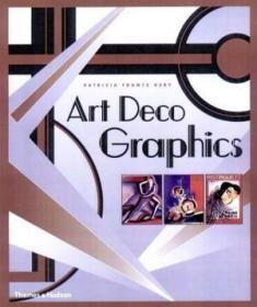 Art Deco Graphics /Kery  Patricia Frantz W W Norton & Co