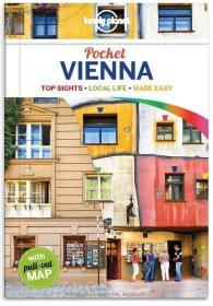 英文原版孤独星球口袋版系列维也纳Lonely Planet Pocket Vie