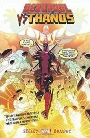 Deadpool vs. Thanos
