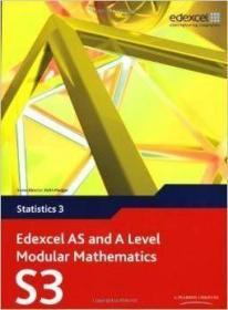 Edexcel AS and A Level Modular Mathematics Statistic