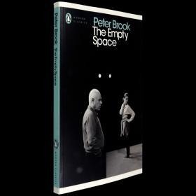英文原版空的空间The Empty Space彼得布鲁克Peter Brook经典