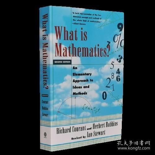 What Is Mathematics?:An Elementary Approach to Ideas and Methods