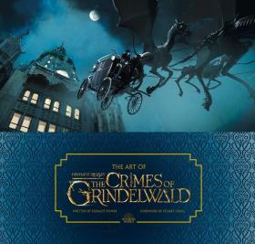 英文原版神奇动物在哪里2:格林德沃之罪电影画册设定集
