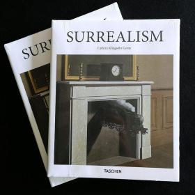 包邮Surrealism超现实主义 绘画精选taschen艺术绘画书籍