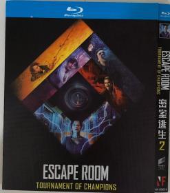 密室逃生2(导演: 亚当·罗比特尔)