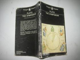 英文原版 PLATO  THE  SYMPOSIUM