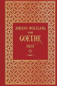 预订 Faust I und II 浮士德,歌德作品,德文原版
