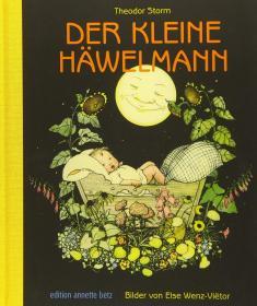 预订 Der kleine Häwelmann,德文原版
