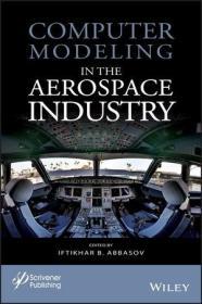 预订 Computer Modeling in the Aerospace Industry航天工业计算机建模,英文原版