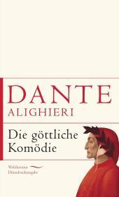 预订 Die göttliche Komödie,但丁作品,德文原版