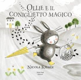 预订 Ollie e il coniglietto magico 奥利与魔法小兔,意大利语原版