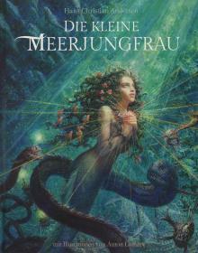 预订 Die kleine Meerjungfrau 小美人鱼,德文原版