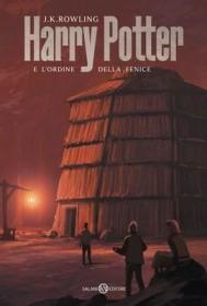 预订 Harry Potter e l'Ordine della Fenice 哈利波特与凤凰社,J·K·罗琳作品,意大利语原版