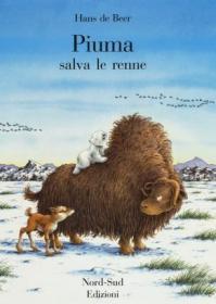 预订 Piuma salva le renne 驯鹿,意大利语原版