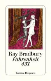 预订 Fahrenheit 451 华氏451度,雷·布拉德伯里作品,德文原版