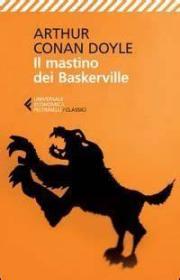预订 Il mastino dei Baskerville巴斯克维尔的猎犬,亚瑟·柯南·道尔爵士作品,意大利语原版
