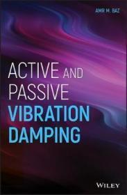 预订 Active and Passive Vibration Damping主动与被动振动阻尼,英文原版