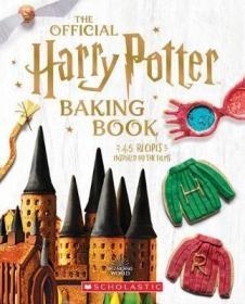 预订 The Official Harry Potter Baking Book 哈利波特烘焙食谱,英文原版