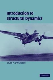 预订 Introduction to Structural Dynamics 结构动力学,英文原版