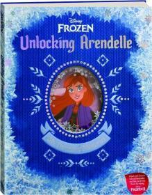 Disney Frozen: Unlocking Arendelle: My Treasured Memories (Frozen 2) ,迪士尼 冰雪奇缘2,英文原版