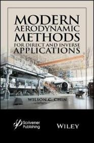 预订 Modern Aerodynamic Methods for Direct and Inverse Applications现代空气动力学方法,英文原版