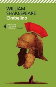 预订 Cimbelino. Testo inglese a fronte莎士比亚作品,意大利语原版