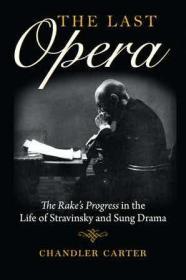 预订 The Last Opera 最后的歌剧,英文原版