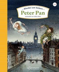 预订 Peter Pan 彼得潘,德文原版