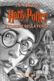 预订 Harry Potter e l'Ordine della Fenice 哈利波特与凤凰社,意大利语原版