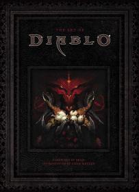 The Art of Diablo,英文原版