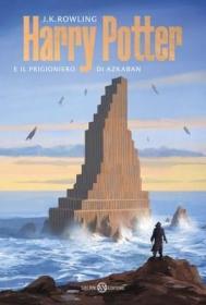 预订 Harry Potter e il Prigioniero di Azkaban 哈利波特与阿兹卡班的囚徒,J·K·罗琳作品,意大利语原版